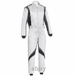 NEW SPARCO SUPERSPEED RS-9 FIA Fireproof Race Rally Suit Year 2018 Size 60