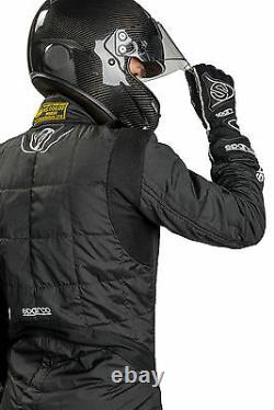 New! 001132 Sparco Prime SP-16 Race Suit SP16 Lightweight FIA Approved 3 Layers