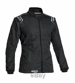 New 002013 Sparco MS-D FIA Jacket XXL Race Mech Pit Crew Driver Fireproof Kart