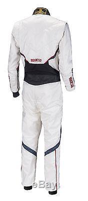 New! 002335 Sparco ROBUR KS-5 KS5 Kart Suit Karting CIK-FIA Cordura Sizes XS-XXL