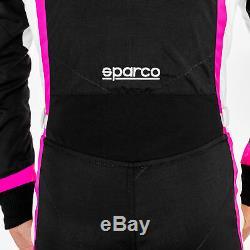 New! 002341 Sparco 2020 Kerb Ladies Kart Suit Karting for Women Female Girls