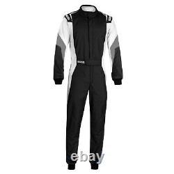 New! 2021 Sparco COMPETITION PRO Mens Race Suit Fireproof Motorsport FIA Rally