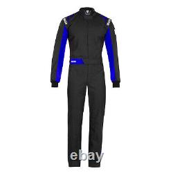 New! 2021 Sparco ONE Race Suit Overalls Karting Mechanic Pitcrew Sizes S-XXL