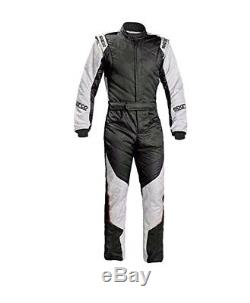 New Sparco Energy RS-5 FIA Approved Car Race Racing Rally Track Suit EU 54