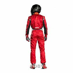 New Sparco SUPERSPEED RS-9 Racing Suit Blue (homologation FIA) 50