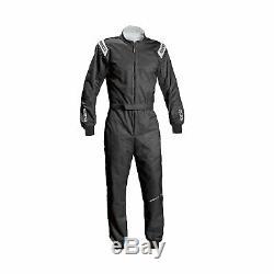 New Sparco Track KS-1 Race-Suit Black XS