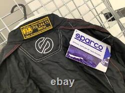New with tags and bag Sparco Extrema RS 10 race suit size 58 RRP £2000
