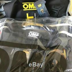 OMP ONE-S SUIT AUTOMOBILI LAMBORGHINI In Size 60 (not Alpinestars, Sparco)