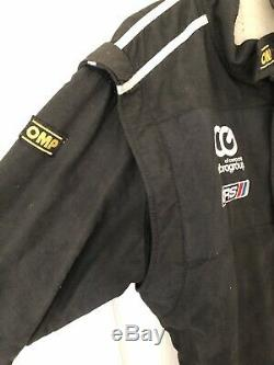 Omp Race Suit 2011 Ferarri Le Mans Series Standard 8856-2000 RS. 088.05 Size 64