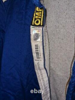 Omp race suit size 48 fia 2000 Small