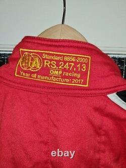 Omp race suit size 56/Large