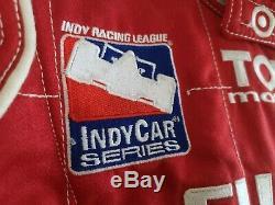 Orig. FiA Rennanzug Rennoverall Motorsport Scott Dixon Indy 500- Sparco Gr. 54