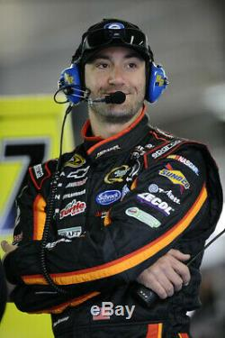 Paul Menard, Race Used, #27 Richard Childress Racing Cup Sparco Drivers Suit