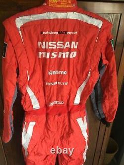 Race Suit Nissan Nismo R32 R33 R34 R35 Gtr
