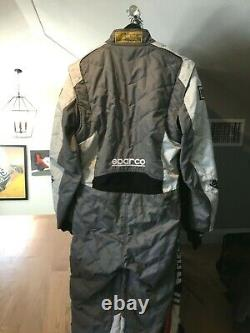 Race Used/worn, Sparco Drivers Suit From, The Art Of Racing In The Rain Movie