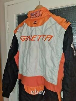 Race suit size 56/Large FIA 2000 SPARCO OMP