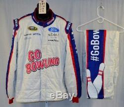 Richard Petty GO BOWLING! Sparco SFI-5 NASCAR Racing Suit #5714 50/36/31