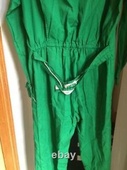 SPARCO DEMON TWEEKS Vintage Racing Suit Size XL never used circa 1980
