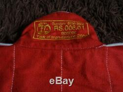 SPARCO FIA Race Racing Suit R506 Red size 54