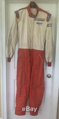SPARCO FIA Race Racing Suit R506 White and Red size 60