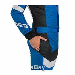 SPARCO X-LIGHT RS-7 Race Suit blue (with FIA homologation) 56