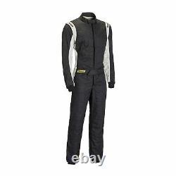 Sabelt Challenge TS-3 Race Suit Black (FIA homologation) (54)