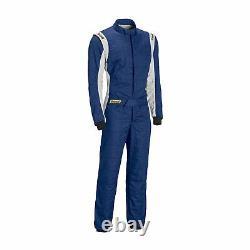Sabelt Challenge TS-3 Race Suit Blue (FIA homologation) s. 56