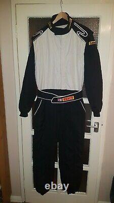 Sablet race suit fia 2000 size 58 nomex