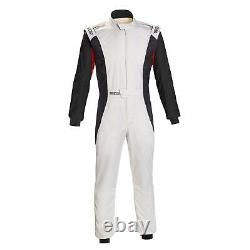 Sparco 001128SFB58BMBI Competition Racing Suit, Blue, Size 58