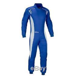 Sparco 001131 ERGO RS-3 Nomex Racing Suit, Black, 62