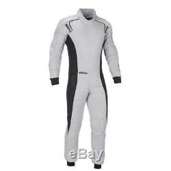 Sparco 001131 ERGO RS-3 Nomex Racing Suit, Blue, 62