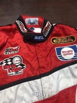 Sparco 807 Racing Auto Suit FIA 98 011 Men's Size 56