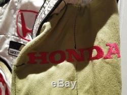 Sparco BAR Honda racing mechanics / pit crew race suit