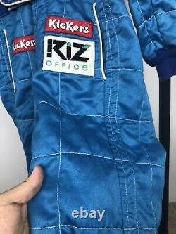 Sparco Benetton Formula 1 D2 Giancarlo Fisichella 1999 Racing Suit Overall