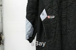 Sparco Black Racing Suit NWT Size 64 Eagle RS-8.2 Single Layer
