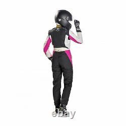 Sparco COMPETITION LADY Race Suit Black (FIA homologation) Genuine 44