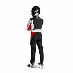 Sparco COMPETITION PLUS RS 5.1 Race Suit Black (FIA homologation) Genuine 56