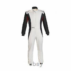 Sparco COMPETITION PLUS RS 5.1 Race Suit White (FIA homologation)- 54 EU