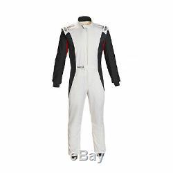 Sparco COMPETITION PLUS RS 5.1 Race Suit White (FIA homologation) 58 EU