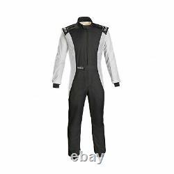 Sparco COMPETITION RS 4.1 Race Suit Black (FIA homologation) 58 EU