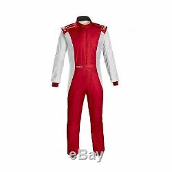 Sparco COMPETITION RS 4.1 Race Suit Red (FIA homologation) Genuine 56