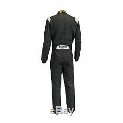 Sparco CONQUEST R-506 Race Suit Black (FIA homologation) 48 EU