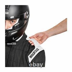 Sparco CONQUEST R-506 Race Suit Black (FIA homologation)- 48 EU