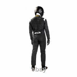 Sparco CONQUEST R-506 Race Suit Black (FIA homologation)- 50 EU