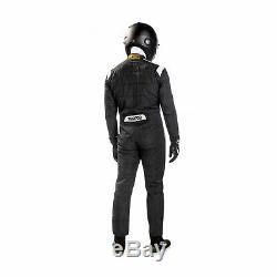 Sparco CONQUEST R-506 Race Suit Black (FIA homologation) 60 EU