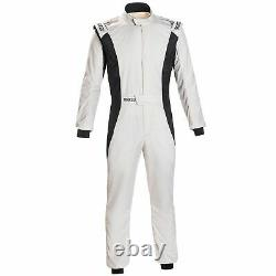 Sparco Competition Plus Rs-5.1 White/black 50 Racing Suit