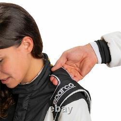 Sparco Competition Plus Women's 3 Layer Race Suit Flame Resistant FIA