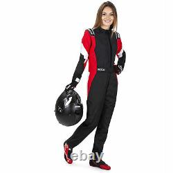 Sparco Competition Pro Lady FIA Approved Women's Race Competition Suit