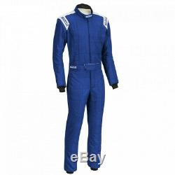 Sparco Conquest R506 2 Layer Race Suit Size 54 Nomex Fia App. Free Shipping