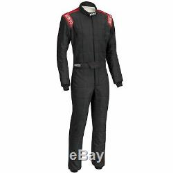 Sparco Conquest R506 Race Rally Suit FIA Approved Overalls 2 Layer Nomex 52